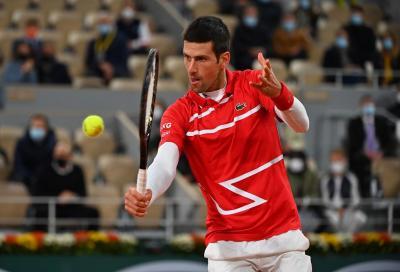 Djokovic scrive a Tiley per chiedere meno restrizioni, no secco dal governo