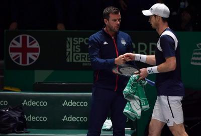 """Niente Australian Open per Murray: """"Non abbiamo trovato una soluzione"""""""