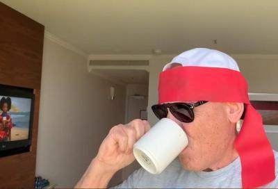 Ray Giubilo in versione Robert Duvall da Melbourne (VIDEO)