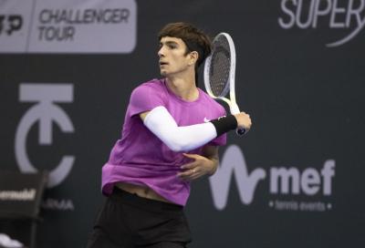 Challenger Antalya, l'esordio di Musetti è ancora rinviato