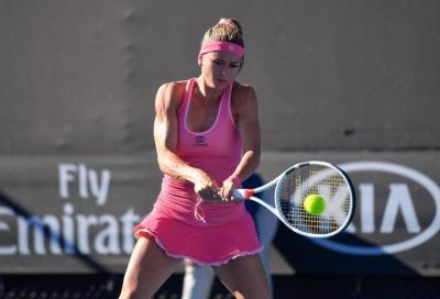 WTA, i tabelloni del 31/1: cinque azzurre e tutte le big al via