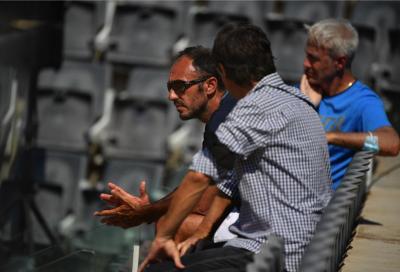 """Vincenzo Santopadre: """"L'ATP Cup mi affascina. Matteo giocherà sul veloce indoor a marzo"""""""