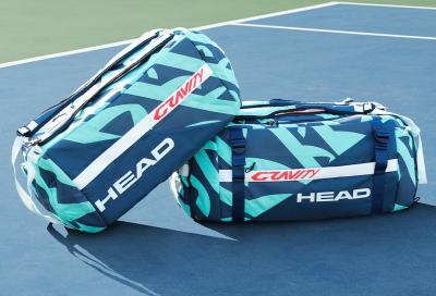 Head presenta Gravity R-PET, le prime borse 'riciclate'