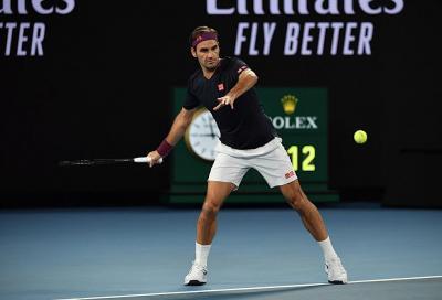Ufficiale: Roger Federer tornerà in campo a Doha e non esclude di giocare sulla terra