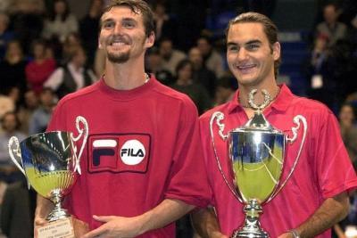 """Roger Federer a 20 anni dal primo trionfo ATP a Milano: """"Male che vada ho un titolo"""""""