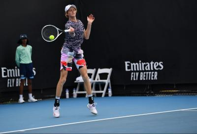 I tabelloni degli Australian Open 2021: sorteggio sfortunato per Sinner