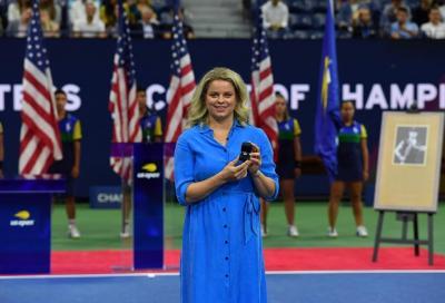 Kim Clijsters è risultata positiva a gennaio: il rientro previsto per marzo