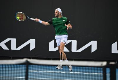 Australian Open, Travaglia arriva senza energie. Tiafoe al secondo turno