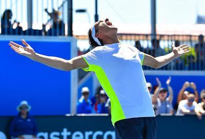Risveglio agrodolce per il tennis italiano: Sonego e Caruso al secondo turno, fuori Paolini e Cocciaretto