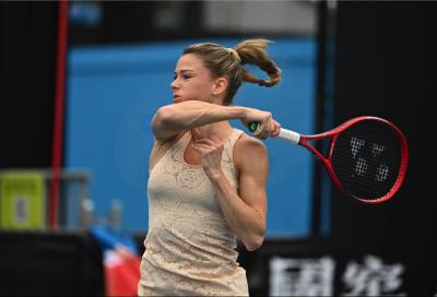 Camila Giorgi pianifica il post Australian Open: sarà in campo a Lione