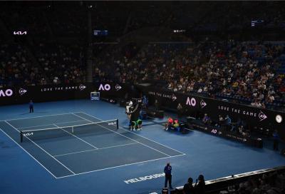Australian Open, Melbourne in lockdown per cinque giorni: da sabato torneo a porte chiuse