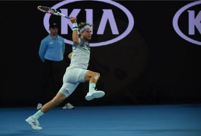Australian Open, Dominic Thiem recupera due set di svantaggio ed elimina Kyrgios