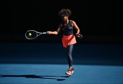 Australian Open: Osaka annulla due match point a Muguruza. Serena e Hsieh senza età