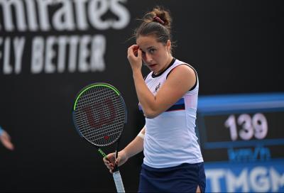 WTA Phillip Island: Errani e Cocciaretto sconfitte al debutto