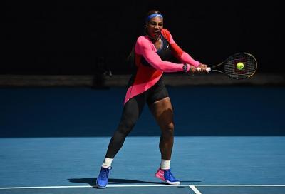 Strapotere Williams: Serena passeggia sulla Halep
