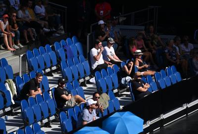 Victoria vede la fine del lockdown: ritorna il pubblico agli Australian Open?