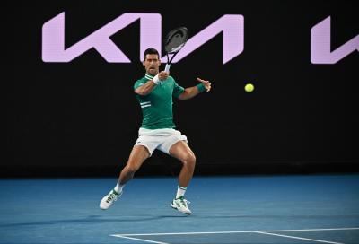 Australian Open, Djokovic semplicemente perfetto: 18° slam in bacheca
