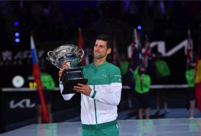 """Novak Djokovic: """"Se io, Federer e Nadal siamo ancora in alto c'è un motivo"""""""
