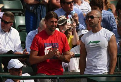 """Goran Ivanisevic: """"Se Novak dice qualcosa non va bene. Se non dice niente è uguale"""""""