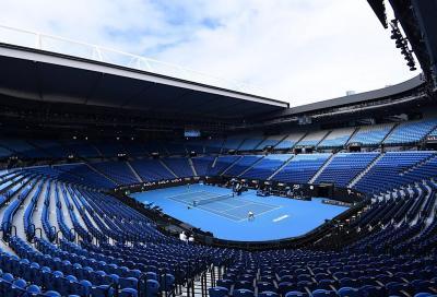 Australian Open 2021: si stimano perdite per quasi 100 milioni di dollari