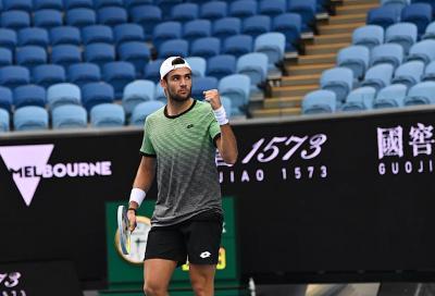 Race to Torino: Djokovic in testa, tre italiani in corsa