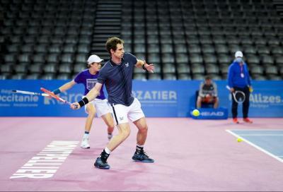 """Andy Murray: """"I giovani non sono ancora al livello dei Fab-3."""""""