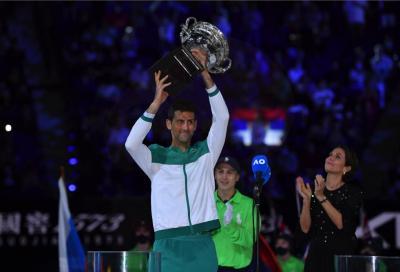 """Papà Djokovic: """"I media si sono concentrati solo su Federer e Nadal. Nole è il migliore al mondo"""""""