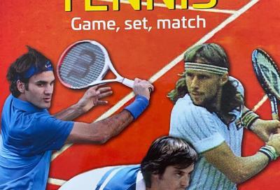 Le leggende del tennis: i campioni dell'Era Open secondo Angelo Mangiante
