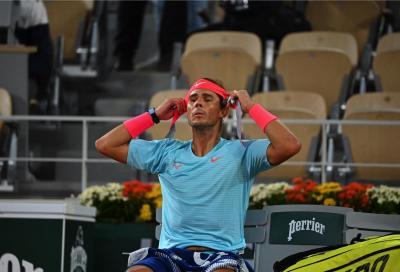 Rafael Nadal si cancella da Rotterdam: ancora problemi alla schiena