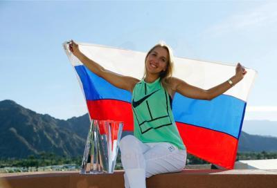 Mamma Vesnina torna nel circuito: giocherà in doppio a Doha