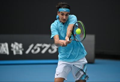 ATP Montpellier: Goffin mette fine alla corsa di Sonego