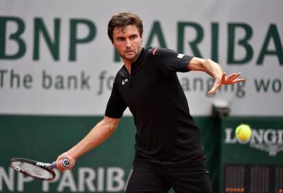 Simon si prende una pausa dal tennis