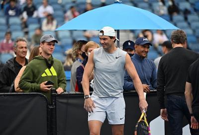 """Carlos Costa, agente di Rafa Nadal:"""" Il ritiro da Acapulco è dovuto ai problemi alla schiena"""""""