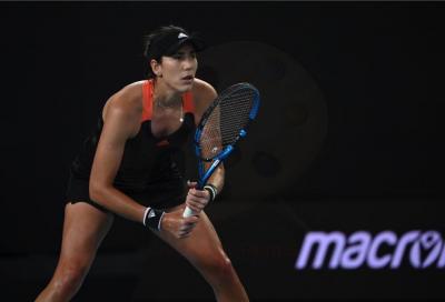 WTA Doha, l'ordine di gioco di lunedì 01 marzo: in campo cinque campionesse Slam