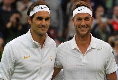 Si ritira Marcus Willis, l'eroe di Wimbledon 2016: da maestro di circolo ad avversario di Federer