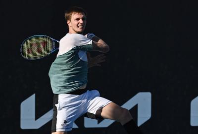 ATP Doha: finale rovente tra Bublik e Ramanathan (video)