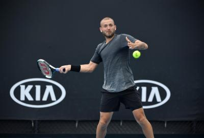 ATP Doha, Roger Federer debutterà contro Daniel Evans