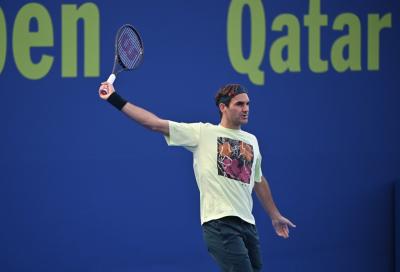 Evans: «Federer diverso da tutti, se è al massimo fisicamente per me sarà dura»