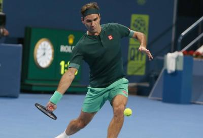 Atp Doha, Federer si ferma ai quarti: Basilashvili annulla un match point