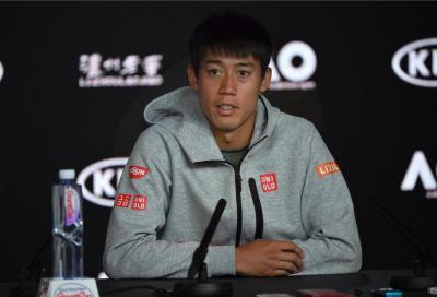 """Nishikori: """"Il mio obiettivo è vincere un Masters 1000. Federer? È fonte d'ispirazione per tutti"""""""