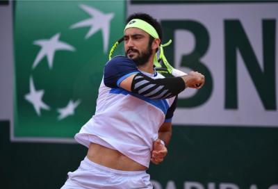 ATP Dubai, Giustino ripescato in main draw. Cecchinato perde contro Gasquet