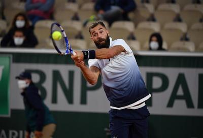 """Benoit Paire: """"Il tennis non è la mia priorità. Il mio obiettivo è uscire dalla bolla il prima possibile"""""""