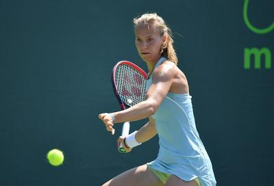 WTA Monterrey: la finale sarà Fernandez-Golubic