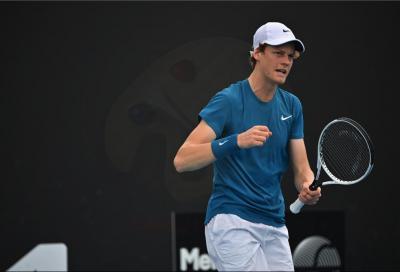 Miami Open, Jannik Sinner doma l'esuberanza di Bublik e vola in semifinale