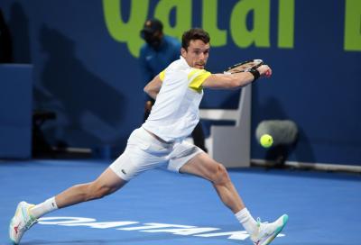 Miami Open, Bautista Agut supera Medvedev e attende ora Sinner