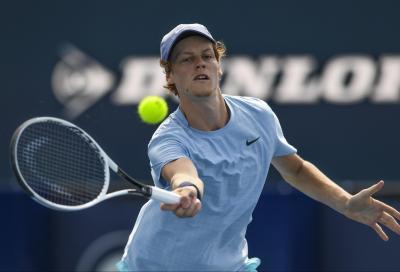 """Miami Open, Sinner: """"Hurkacz forse il miglior amico nel tennis, ma in finale non ci saranno sconti"""""""