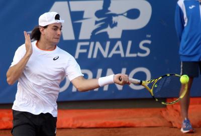 Sardegna Open: Zeppieri si arrende sul più bello contro Bedene. Sconfitto Gaio
