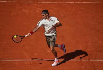 Roger Federer è iscritto al Masters 1000 di Madrid