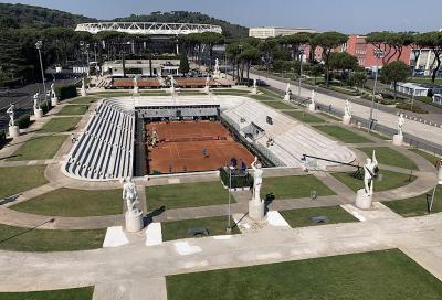 L'entry list degli Internazionali BNL d'Italia: quattro italiani al via, assente Federer