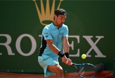 Masters 1000 di Montecarlo: Fognini avanza agli ottavi di finale, Caruso cede a Rublev